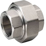 ANSI B16.11 Fittings Threaded ANSI B1.20.1 Stainless Carbon Steel Fittings Manufacturer India