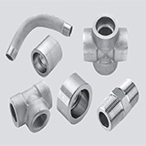 180° Elbow - Buttweld Pipe Fittings, Stainless Steel, Carbon Steel