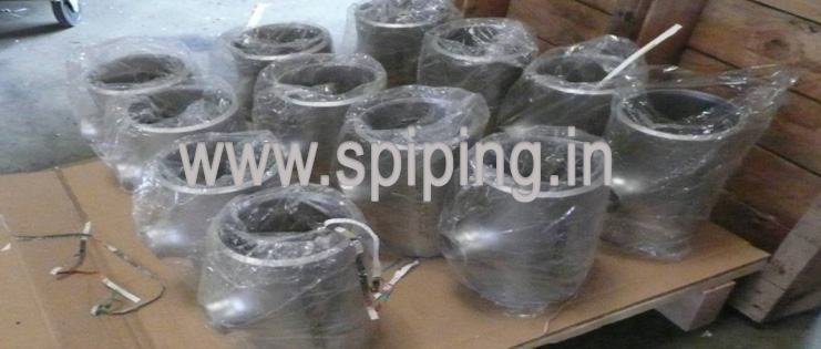 Alloy Steel Pipe Fittings Manufacturer Supplier Exporter India