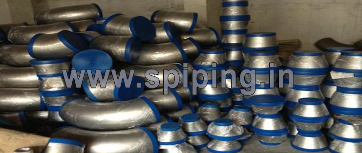 Stainless Steel Pipe Fittings Supplier In India, ASTM A403