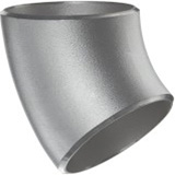 ASTM A403 Stainless Steel 316L 45° Elbows