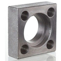 Stainless Steel 304L A182 Square Flanges