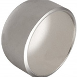 ASTM A403 Stainless Steel 316L End Pipe Cap